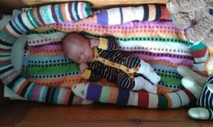 Willem vilar traditionsenligt